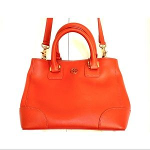 ✨HOST PICK✨Beautiful Orange Tory Burch Satchel 🧡